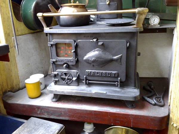 Navigator Halibut Small Cookstove