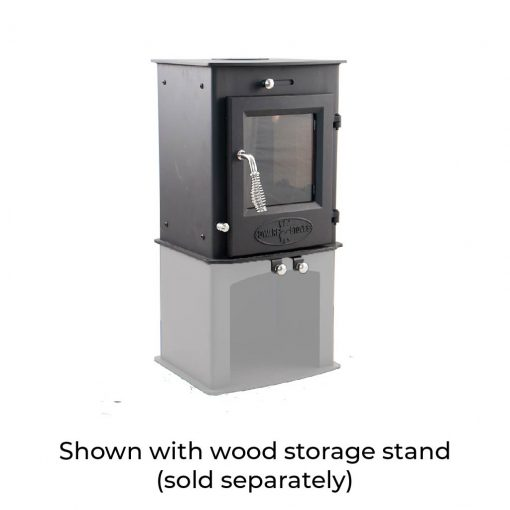 Dwarf 4kW with Wood Storage Stand