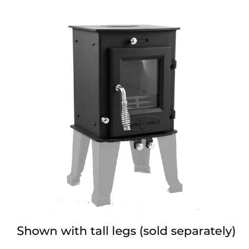 Dwarf 3kW Standard with Tall Legs