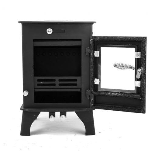 Dwarf 3kW Standard Small Wood Stove Firebox