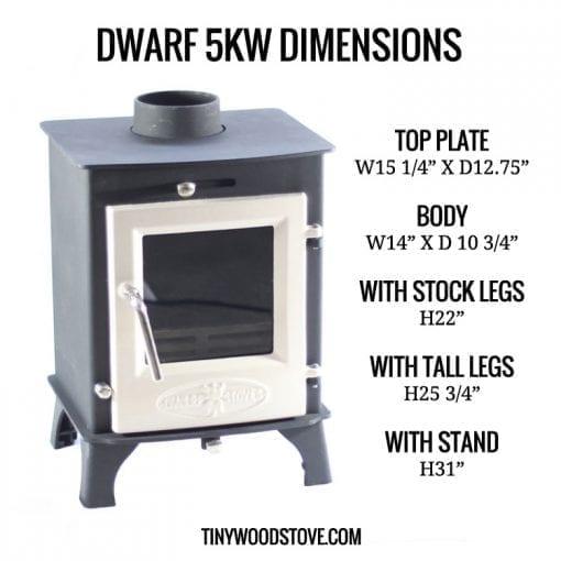 Dwarf 5kw Dimensions