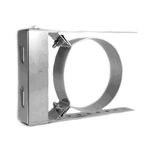 4 inch adjustable wall support standoff bracket