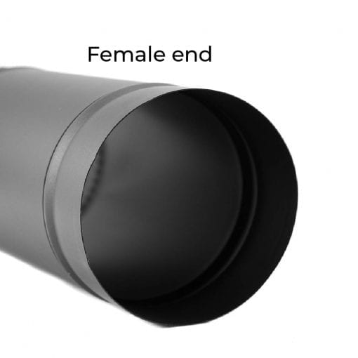 5 Inch Single-Wall Female End